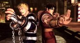 Street Fighter X Tekken E3 2012 gameplay 3 trailer