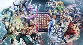 Street Fighter X Tekken Vita GamesCom 2012 trailer