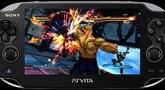 Street Fighter X Tekken Vita New York Comic-Con 2012 gameplay trailer