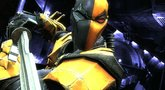 Injustice: Gods Among Us Deathstroke trailer