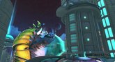 Ratchet & Clank: All 4 One 'Z'Grute boss battle' Trailer