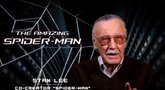 The Amazing Spider-Man Stan Lee trailer
