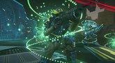 Planetside 2 Tech Plant Hvar Combat trailer