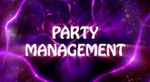 Rainbow Moon party management dev diary
