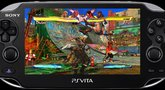 Street Fighter X Tekken Vita GamesCom 2012 gameplay trailer