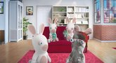 Rabbids Land GamesCom 2012 trailer