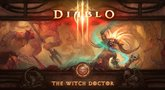 Diablo III Witch Doctor class details trailer