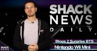 Wii Mini, Black Ops 2 trailer, Dishonored: Shacknews Daily: November 28, 2012