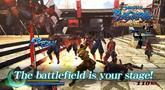 Sengoku Basara Samurai Heroes 'Gamescom 2010' Trailer