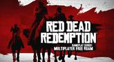 Red Dead Redemption 'Free Roam Multiplayer' Trailer