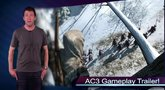 Assassins Creed 3 Gameplay Trailer - Shacknews Daily: May 10, 2012