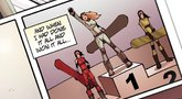 SSX 'Elise comic storyline' Trailer