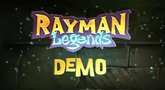Rayman Legends demo release trailer