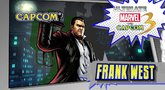 Ultimate Marvel vs. Capcom 3 'Frank West character vignette' Trailer