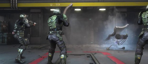 Natural Selection 2 Exosuit reveal trailer