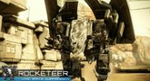 Hawken Mech Mechanics - Rocketeer trailer