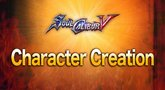 Soul Calibur V 'Character creation' Trailer
