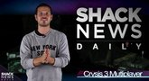 Crysis 3 Mutliplayer, Bad Company TV show, Mechromancer DLC - Shacknews Daily - October 9, 2012