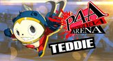 Persona 4 Arena Teddie moves trailer
