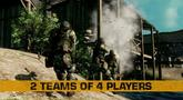Battlefield: Bad Company 2 'Squad Rush Mode' Trailer